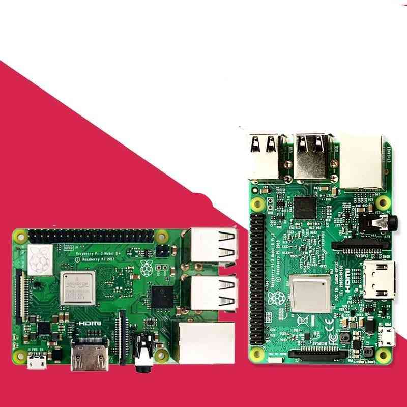 Raspberry Pi-3 Model, B/b+ Plus Wifi, Bluetooth & Poe