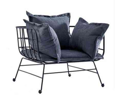 Contracted Atelier, Web Small Nordic, Sofa Chair