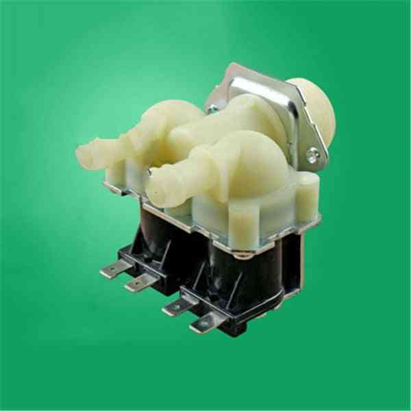 Double Inlet, Water Valve For Washing Machine