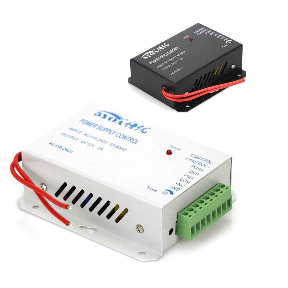 Door Access Control, Power Supply, Transformer Adapter, Convertor System Machine