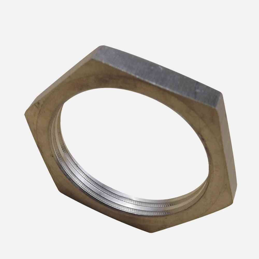 304 Stainless Steel, Npt/bsp Locknut For Water Heating Element