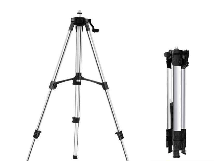 Thicken Aluminum Tripod Stand For Self Leveling