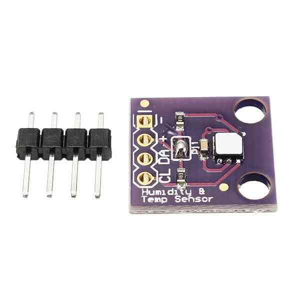 Industrial High Precision Humidity Sensor With I2c Interface Gy-213v-si7021