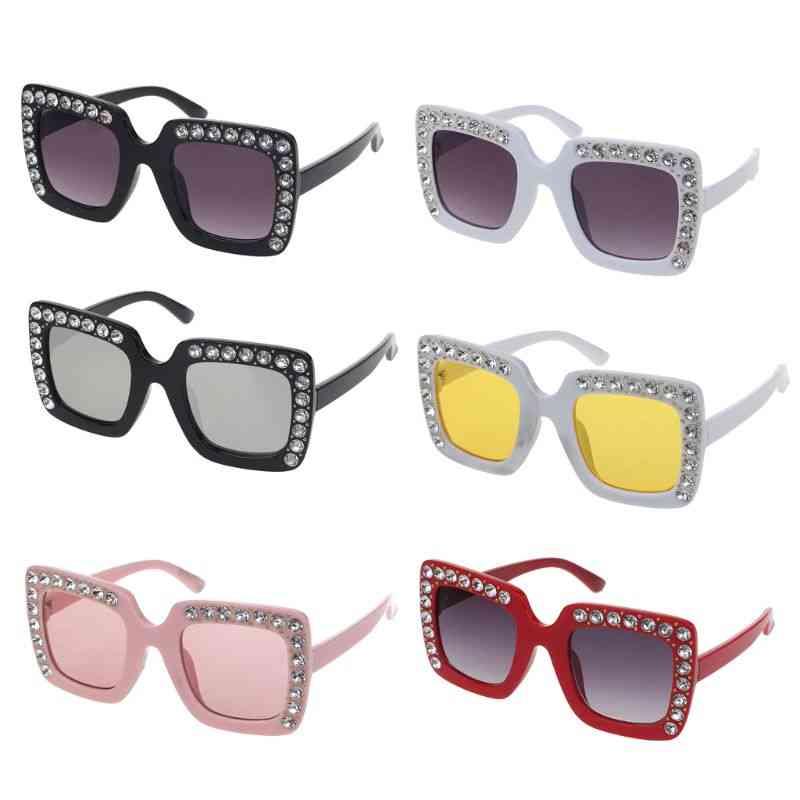 Sunglasses, Square Shape Baby Googles