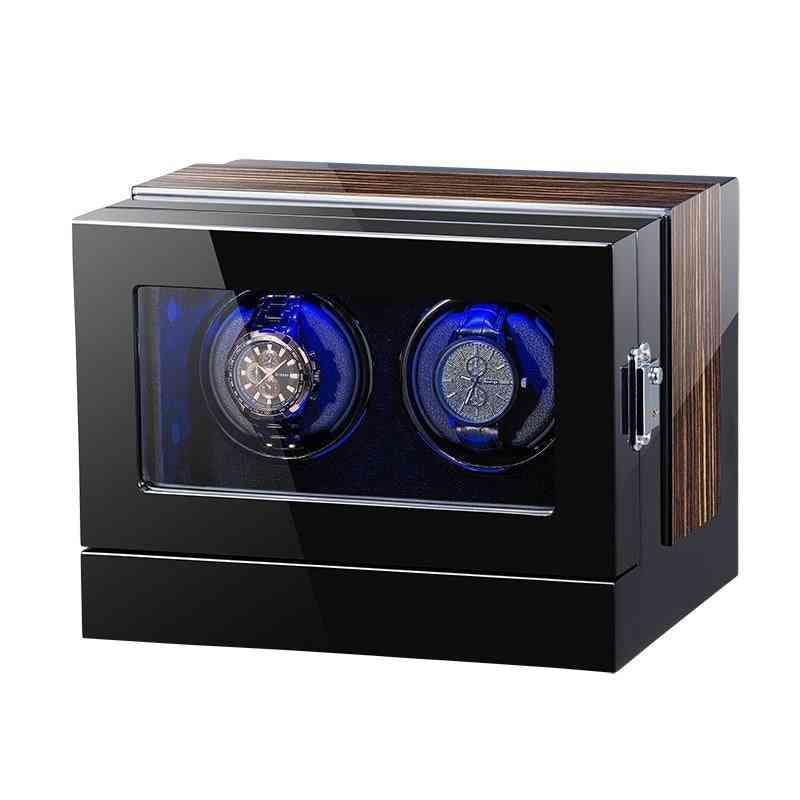 Luxury Remote Control Mechanical Watch Winder Box