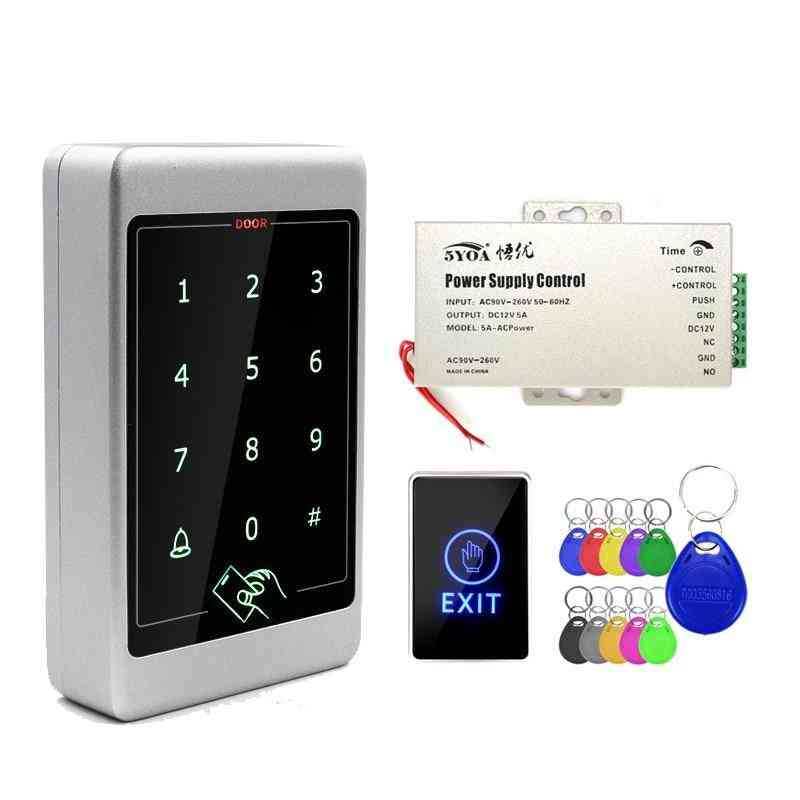 Rfid Access Control, Touch Button, Door-lock Keypad, Card Entry Controller, Reader System