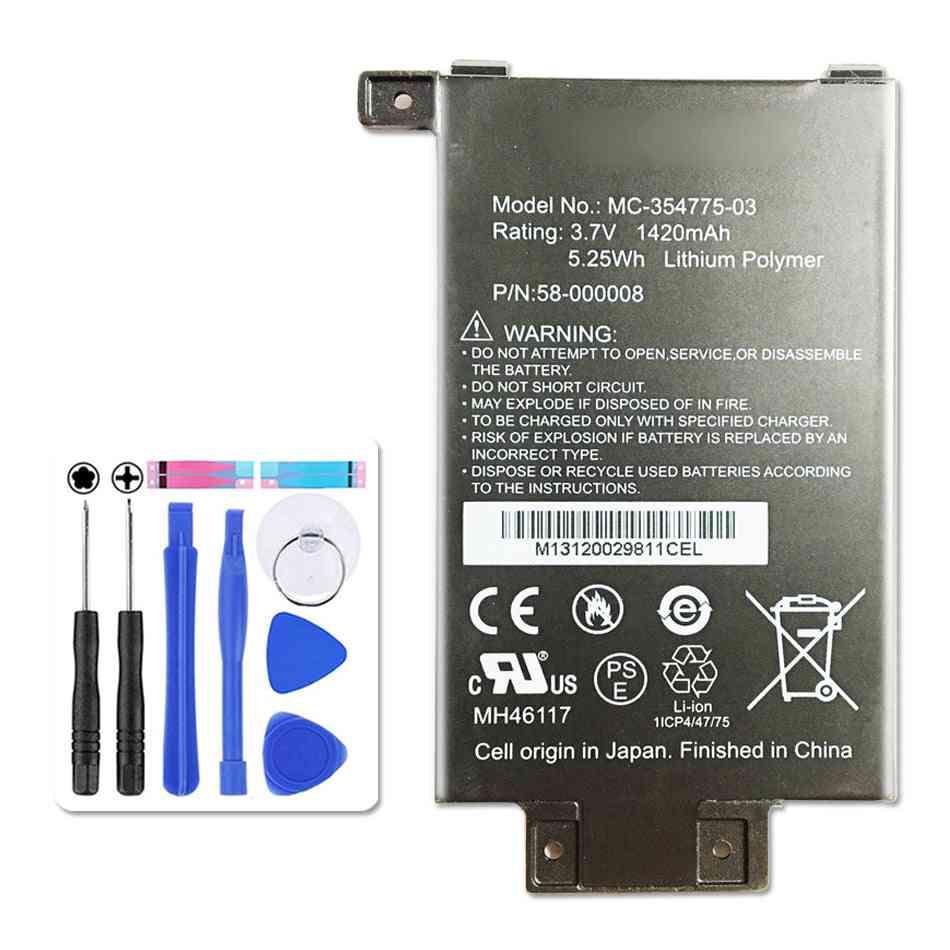 Mc-354775-03 1420mah Battery