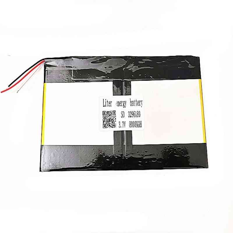 3-wire Large Capacity, Air Battery For Tablet Pc