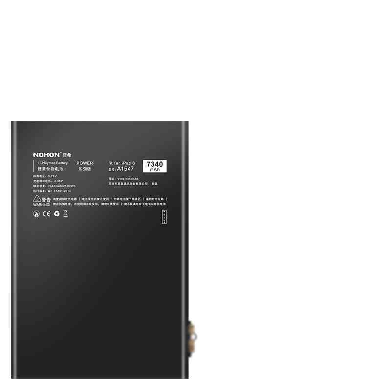 7340mah Li-polymer Tablet Battery For Ipad 6 Air 2