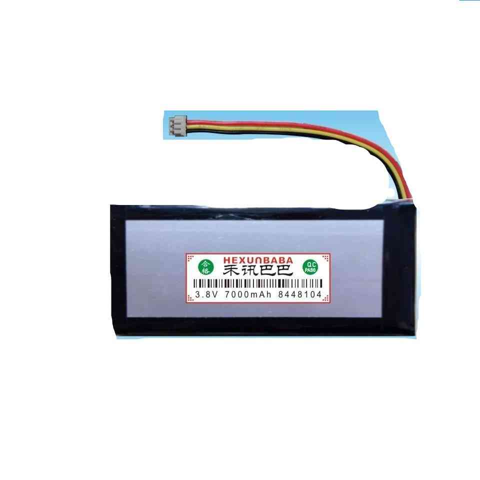 3-wire Polymer, Li-ion Battery For Netbook, Tablet & Pc