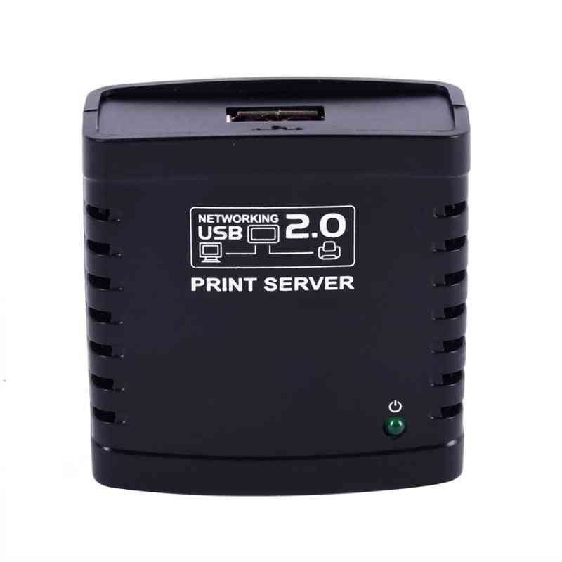 Ethernet Networking, Printers Power Adapter, Usb Hub For Network Print Server