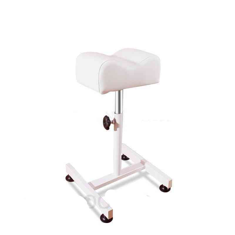 Professional Pedicure Bracket Support Foot Stand Nail Bench Stool