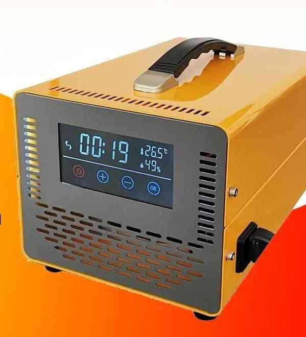 15g/l Iron Plate Spray Portable Ozone Generator