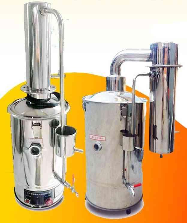 Stainless Steel Electric Heating Water Distiller