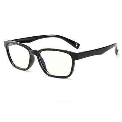 Square Nerd Eyeglasses, Frame Gaming Glasses &
