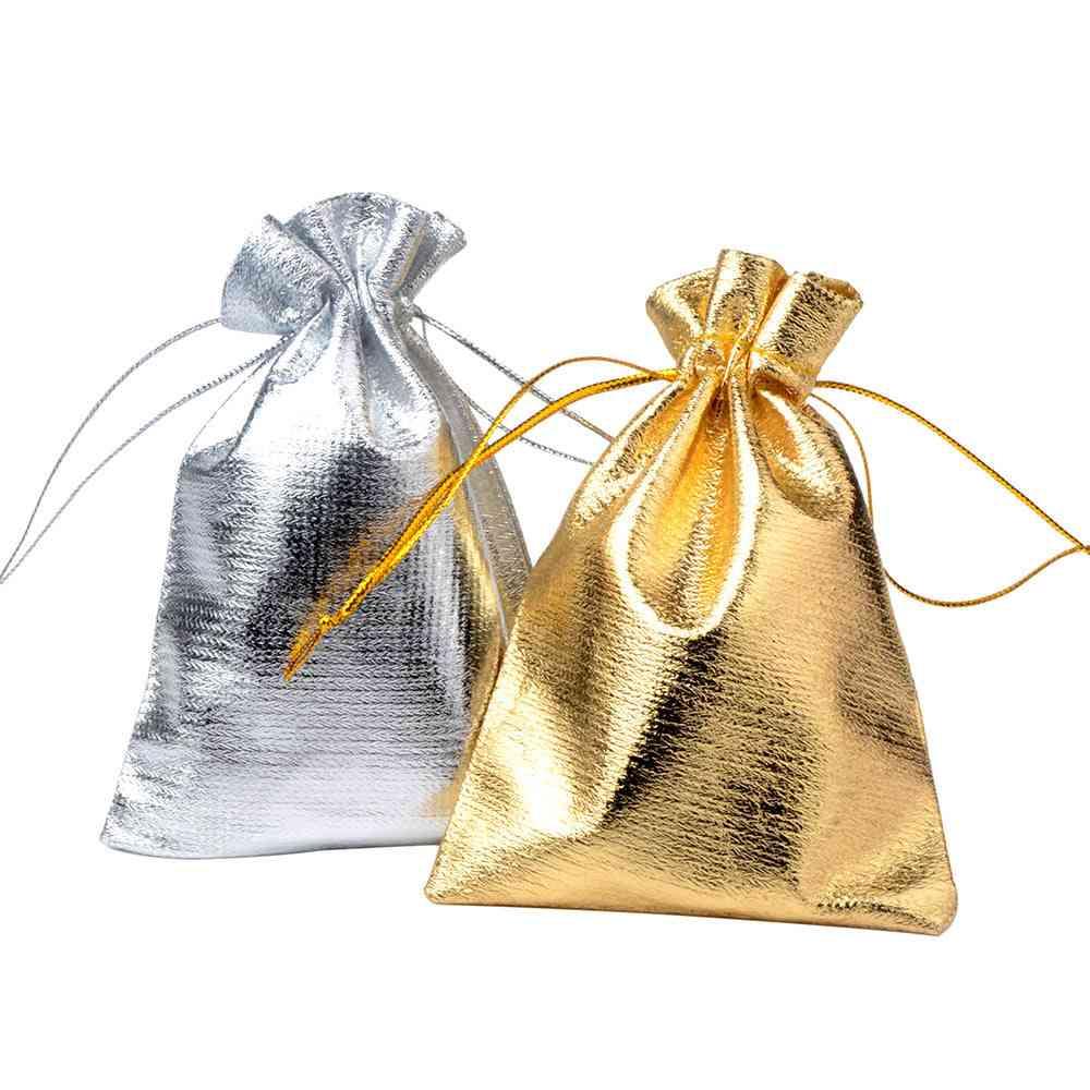 Jewelry Packaging Drawstring Velvet Bag
