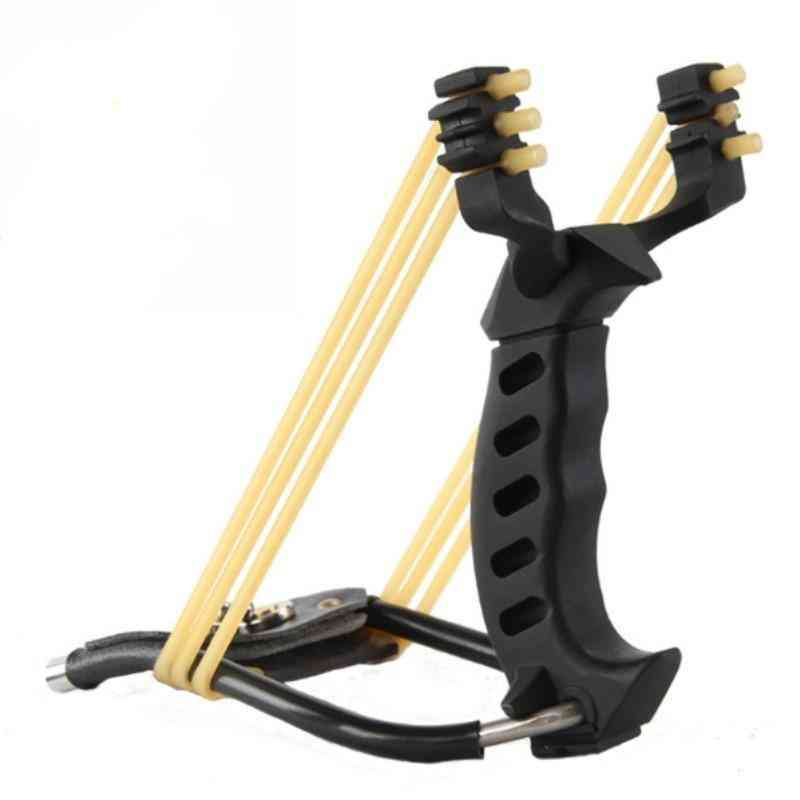 Powerful Slingshot With Wrist Rest Outdoor Hunting Material