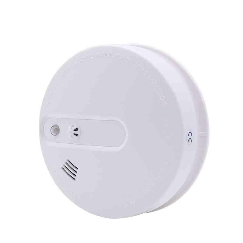 Independent / Wireless Heat + Smoke Temperature Sensor Alarm Detector