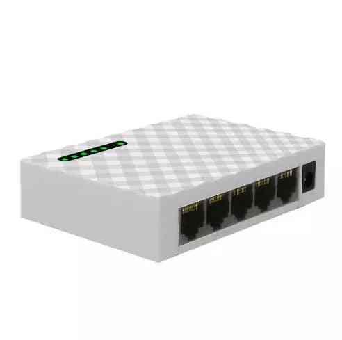 5-ports Ethernet, Mini Desktop, Network Rj45 Hub, Gigabit Switch