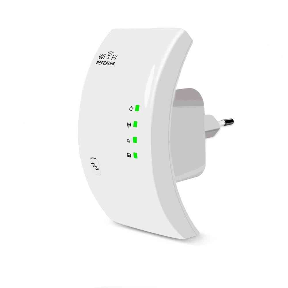 Wireless Wifi Repeater, Range Extender 300mbps Network Amplifier Signal Booster