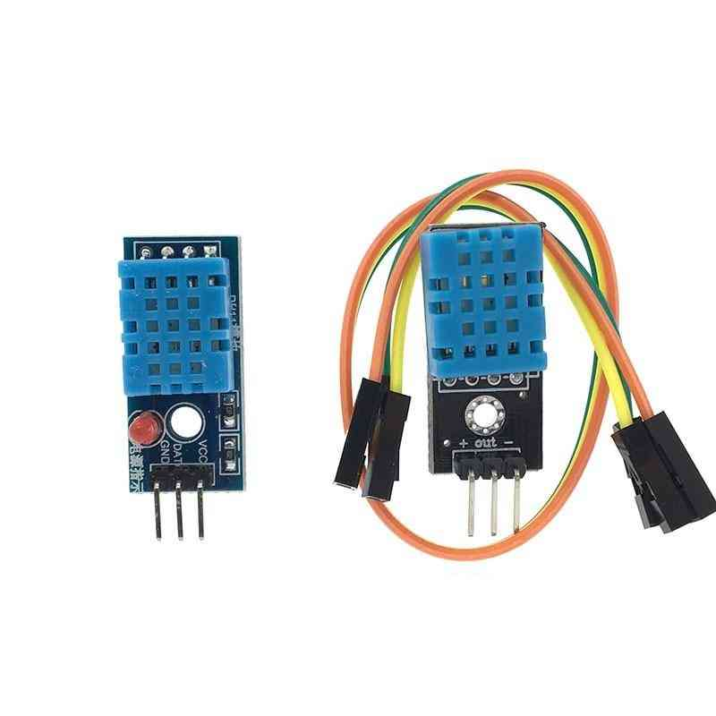 Digital And Humidity Sensor, Led Modules, Electronic Blocks With Dupont-line For Arduino