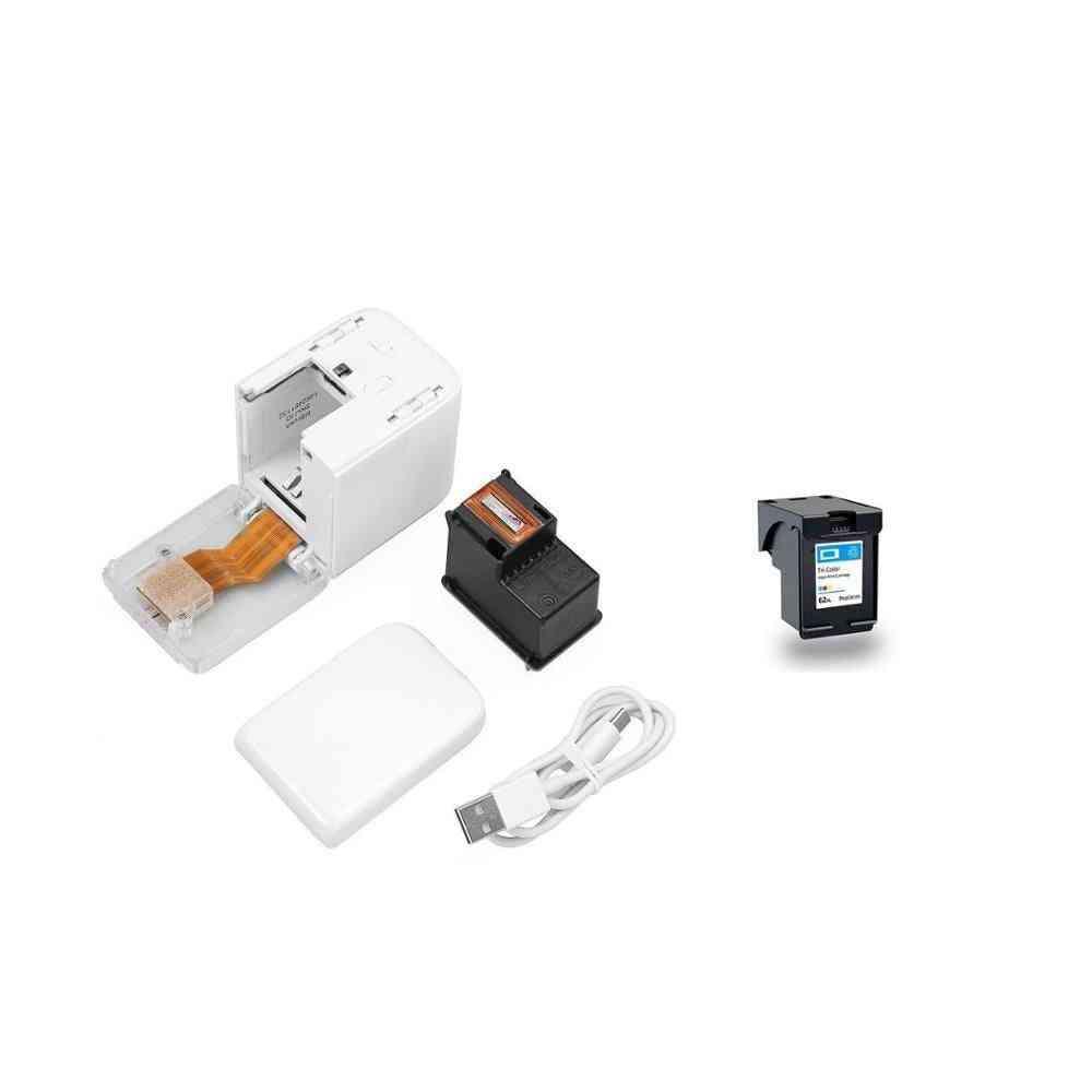 Mini Handheld Printers Wifi Usb For Android Tattoo Logo Wireless Thermal Printer