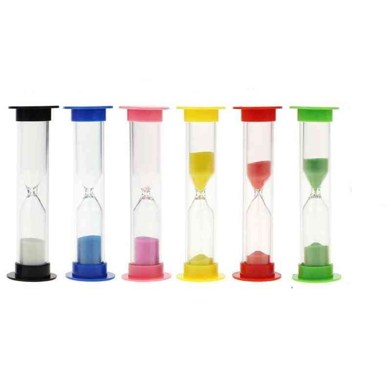Simple Hourglass- Sandglass Clock, Timers Kids For Home Decoration