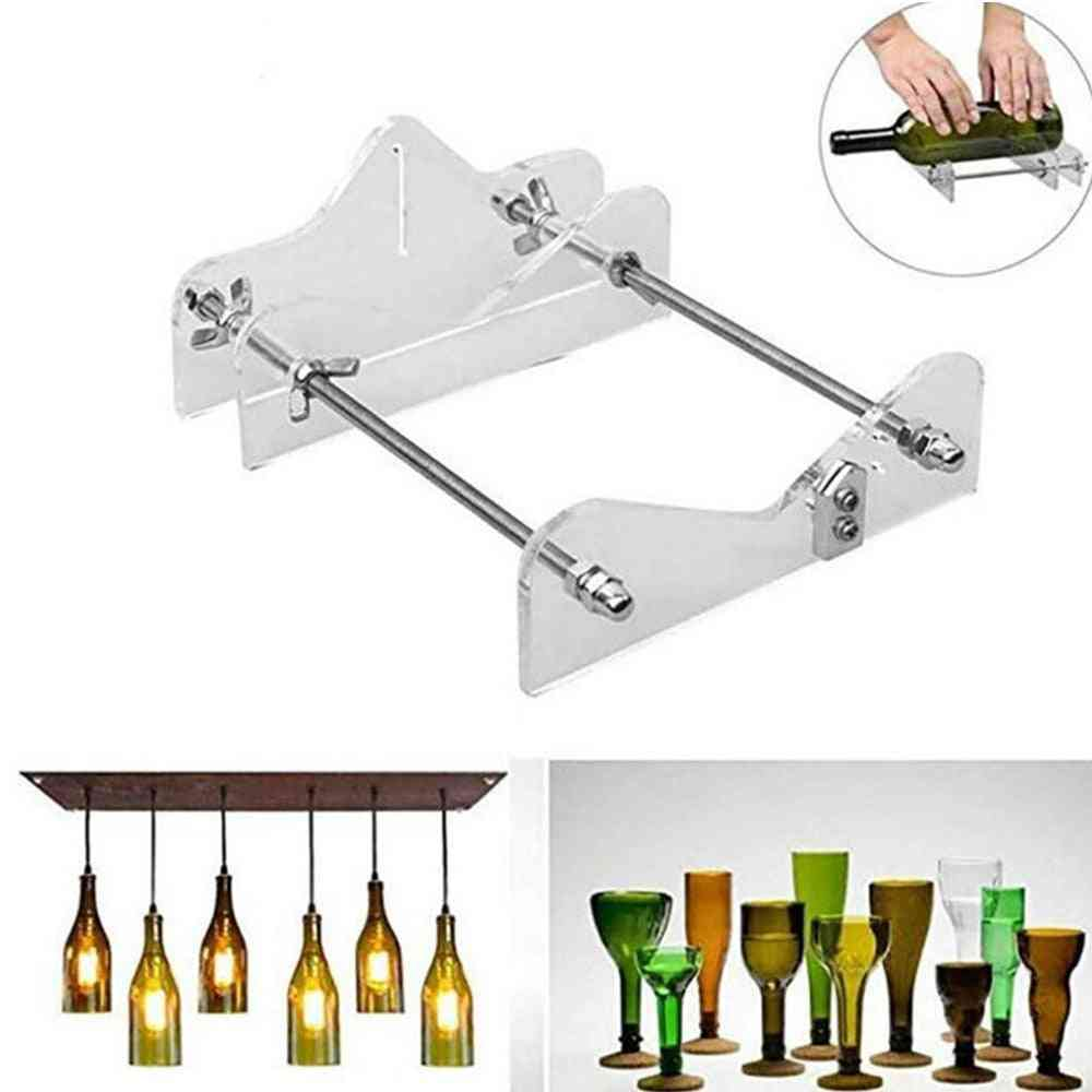 Cutting Glass Bottle-cutter Diy Cut Tools Machine Wine Beer With Screwdriver