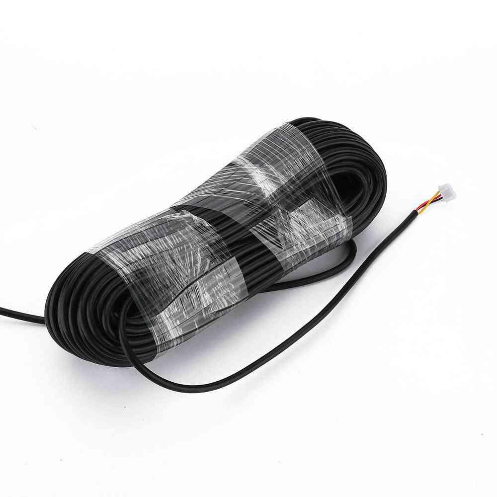 4-wire Cable For Intercom Color Video