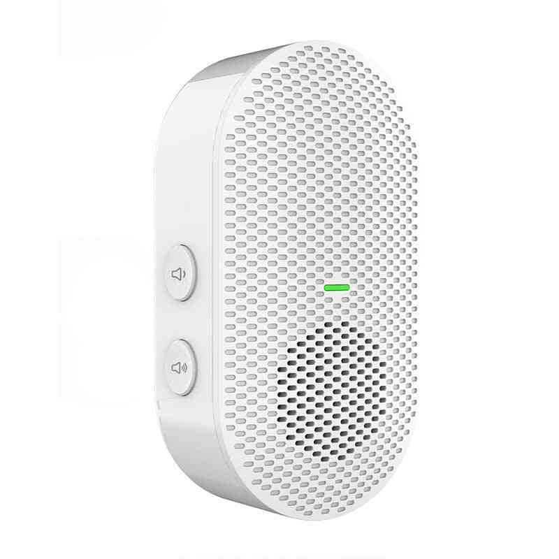 52-chimes Wireless Doorbell, Receiver Ding Dong, Wifi Camera