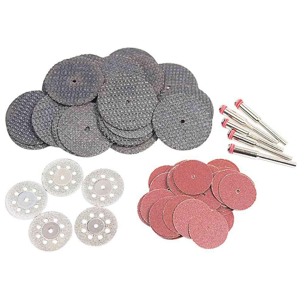 Diamond Cutting, Discs Sanding, Grinding Wheel, Circular Saw Blade