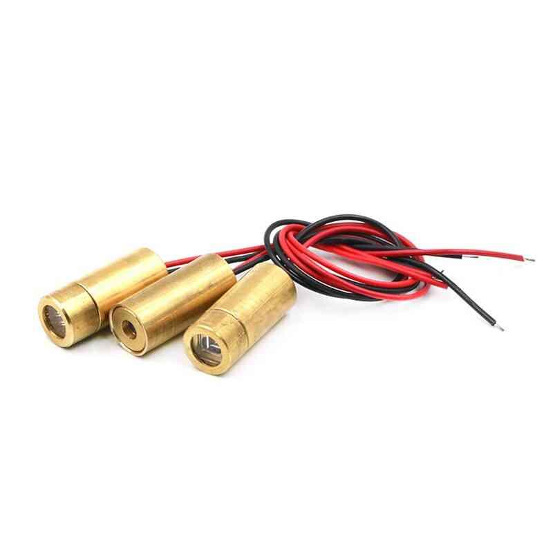 Laser Cross, Diode Module, Red Copper Head