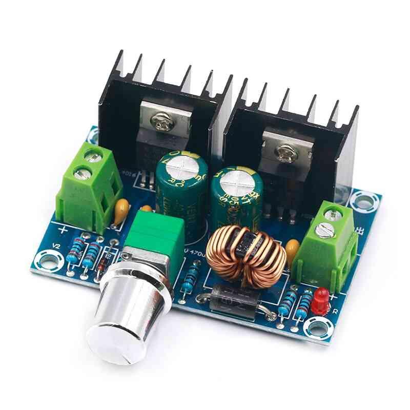 Dc-dc Step Down, Buck Converter, Power Supply, Module Board
