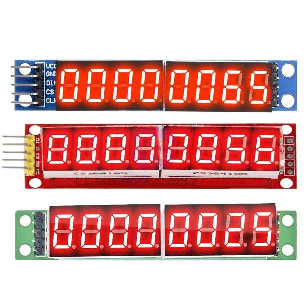 8 Digit Led Tube Display Control Module