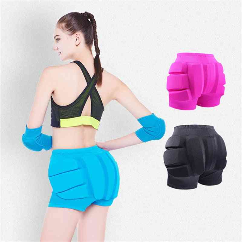 Figure Ice Skating Hips Protector Pad Sports Safety Protection Shorts