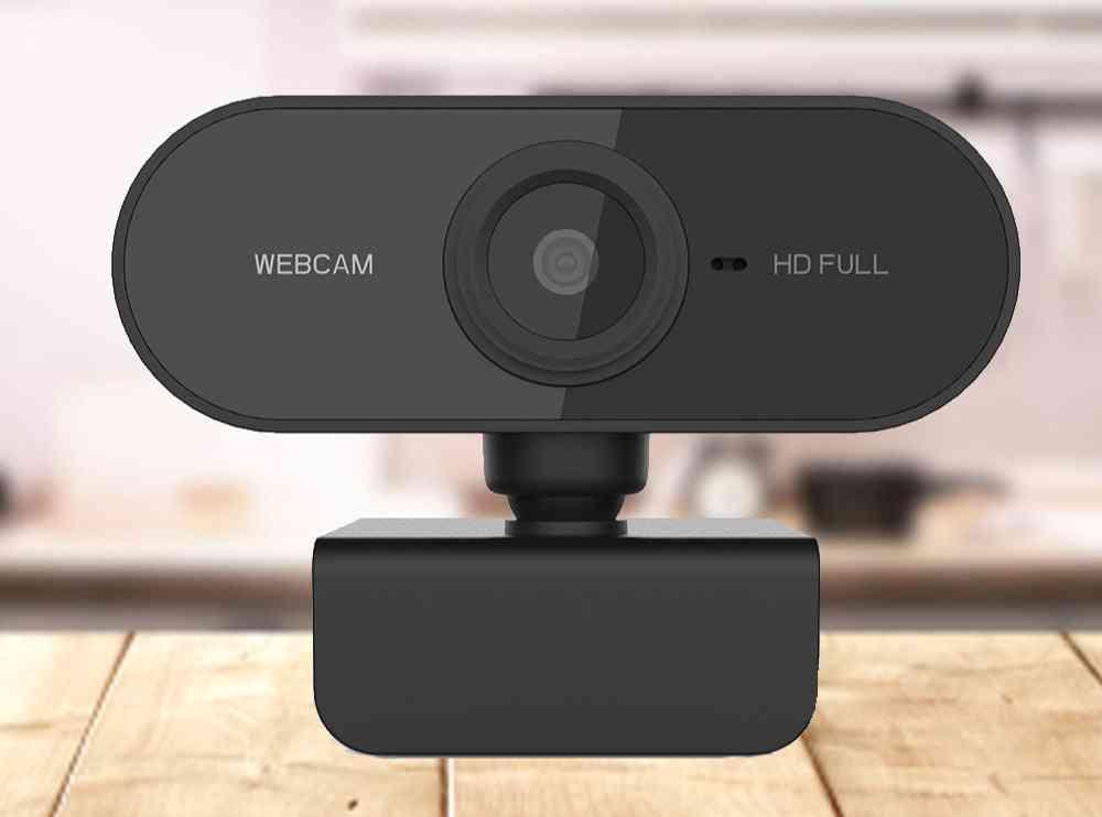 Mini Usb 2.0 Webcam Full Hd 1080p Auto Focus With Microphone