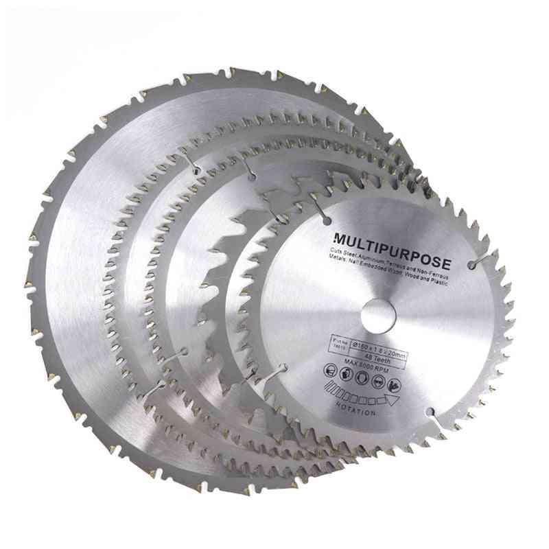 Tct Circular Saw Blade For Wood Plastic Acrylic Woodworking