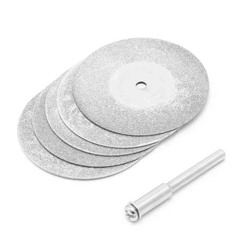 Diamonte Cutting Discs Drill Bit Shank For Rotary Tool Blade