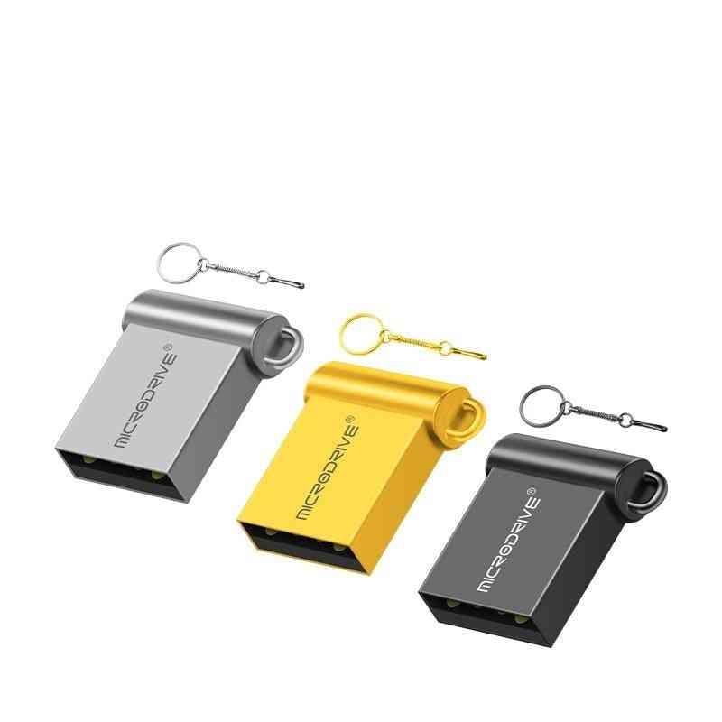 Pendrive Metal Usb Flash Drive