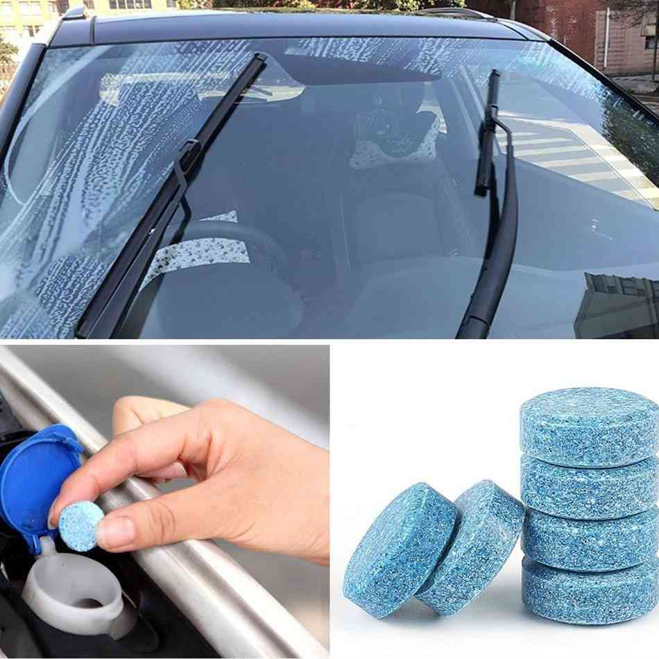 Auto Car Windshield Glass Washer Window Cleaner Safe Compact Effervescent Tablets