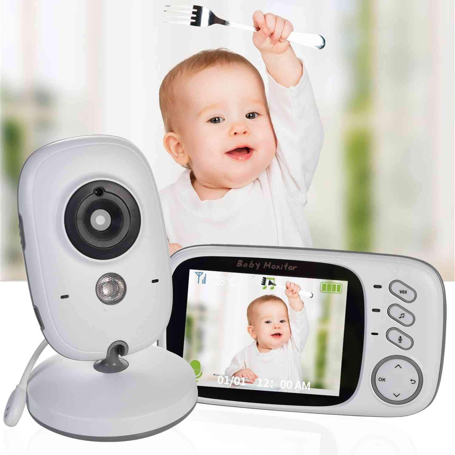 Wireless Video, Baby Monitor, Power Adapter, Security Camera Stand