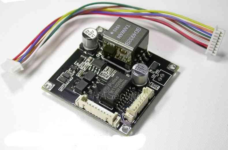 Poe Splitter Power Over Ethernet Regulator Module Board