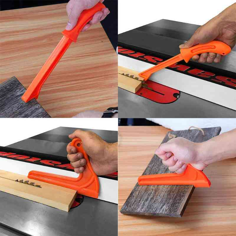 Wood Saw Push-sticks For Carpentry Table Working Blade Router Push Rod