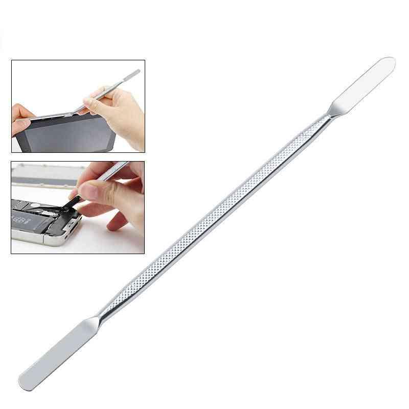 Phone Dismantling Metal Crowbar Laptop Repair Tool, Disassemble Spudger Pry Bar