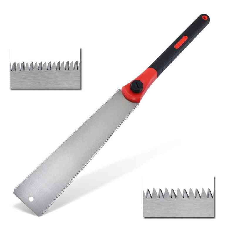 Double Side Saws 3-edge Teeth Wood Cutter Tools