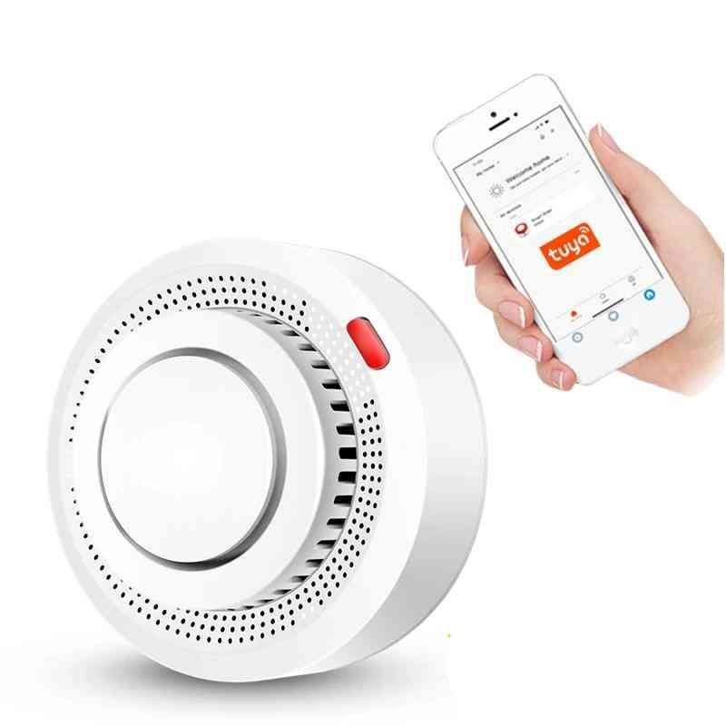 Wifi Alarm Fire Protection Detector