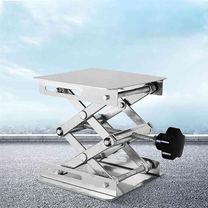 Stainless Steel- Adjustable Lab Stand, Table Rack