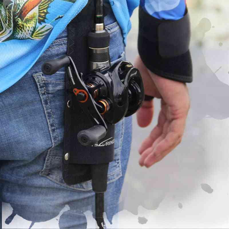 Portable Fishing Rod, Carrier Tackle, Storage Bag Holder