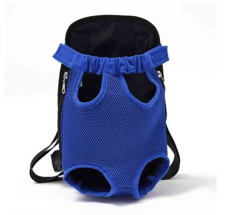 Pet Carrier, Dog Front Chest, Five Holes Backpack