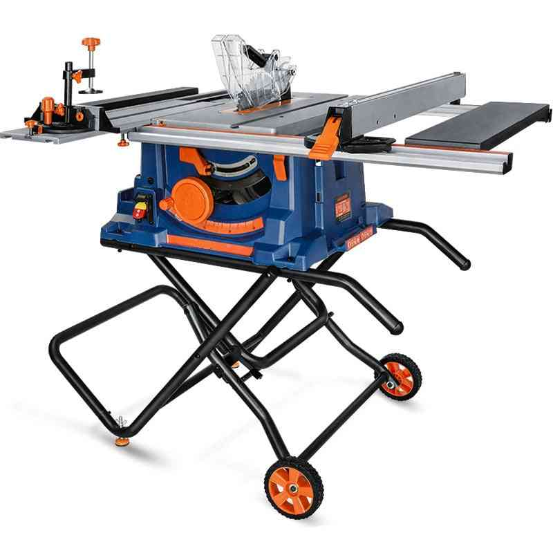 Multi-functional Wood Cutting, Woodworking Table Saw, Electric Tool Machine